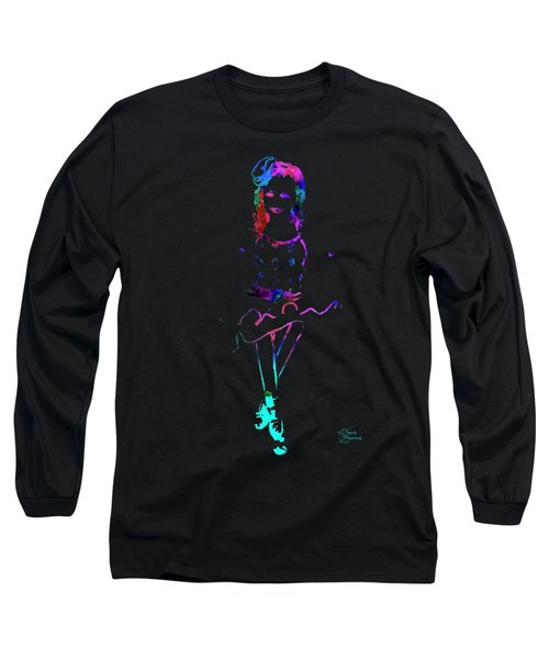 Ballerina 4 Long Sleeve T-Shirt