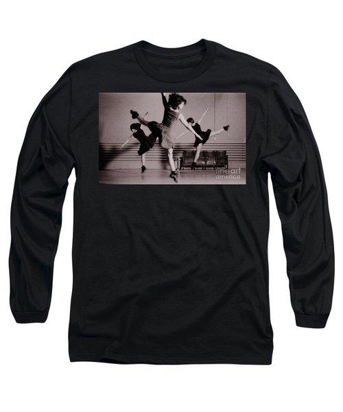 Ballet #10 Long Sleeve T-Shirt