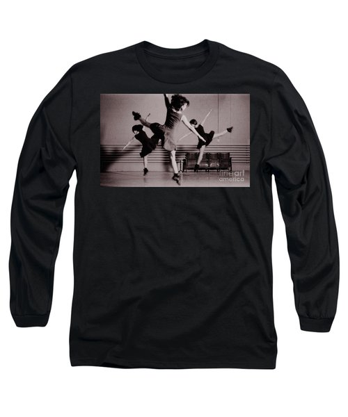 Ballet #10 Long Sleeve T-Shirt
