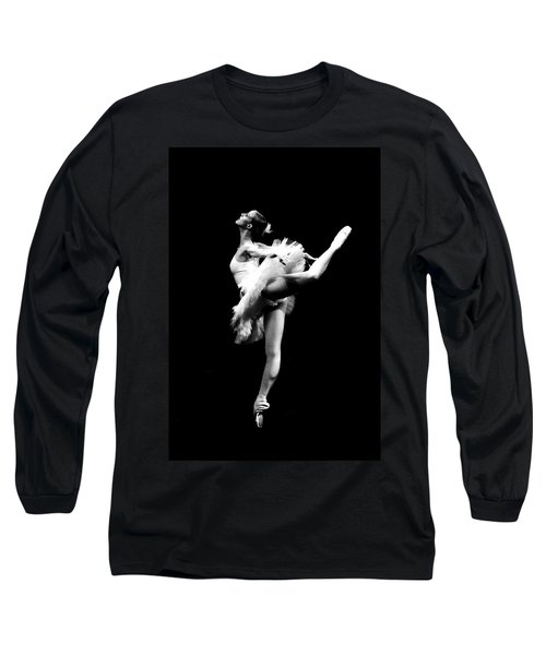 Ballet Dance Long Sleeve T-Shirt