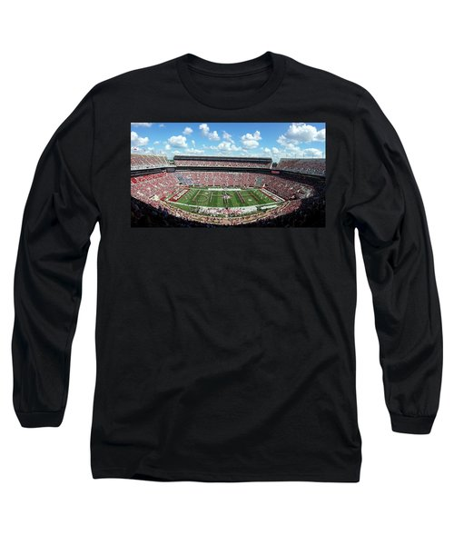 Bama Spell-out Panorama Long Sleeve T-Shirt