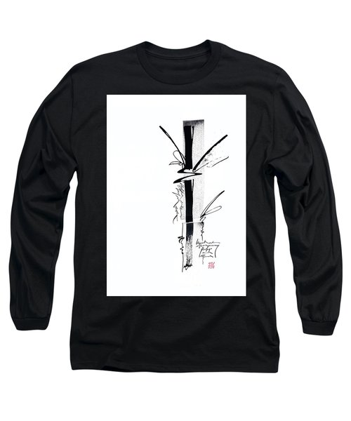 Bamboo 6 Long Sleeve T-Shirt
