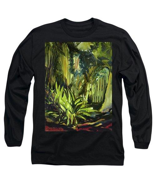 Bamboo Garden I Long Sleeve T-Shirt