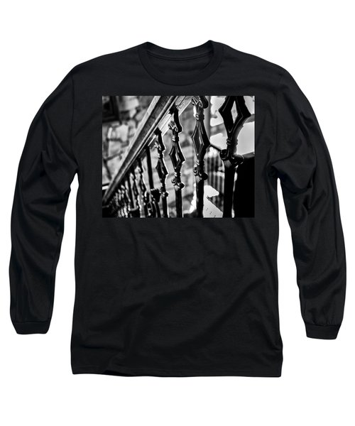 Bannister B_w Long Sleeve T-Shirt