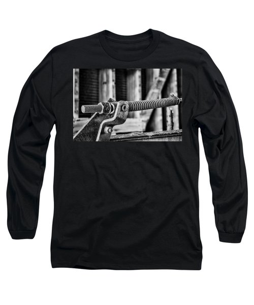 Bar And Spring Long Sleeve T-Shirt