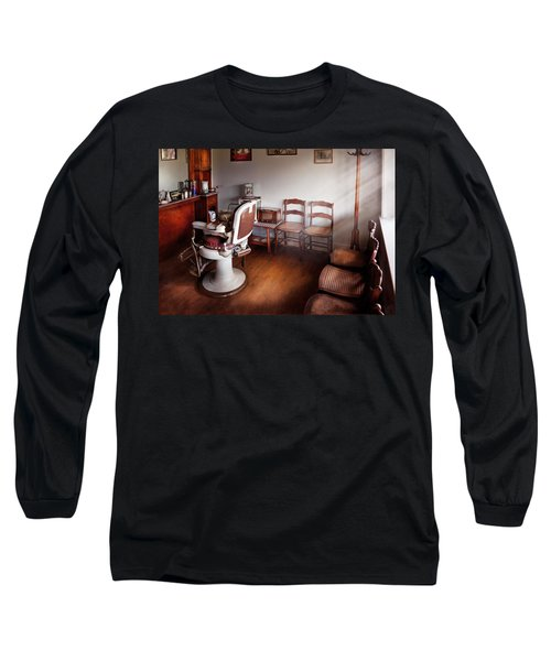Barber - Ready For An Audience Long Sleeve T-Shirt