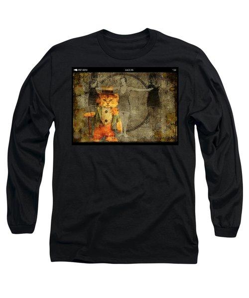 Barker Long Sleeve T-Shirt