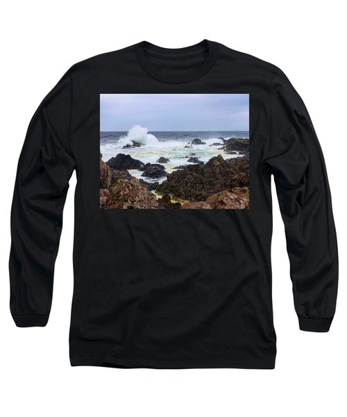 Barkley Sound Long Sleeve T-Shirt by Heather Vopni