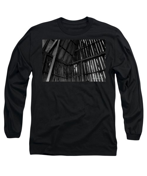 Barn Inside Long Sleeve T-Shirt
