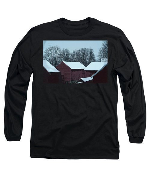 Barnscape Long Sleeve T-Shirt