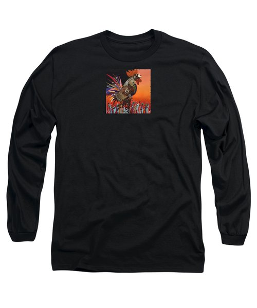Barnyard Gladiator Long Sleeve T-Shirt