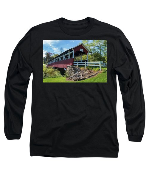 Barronvale Bridge  Long Sleeve T-Shirt