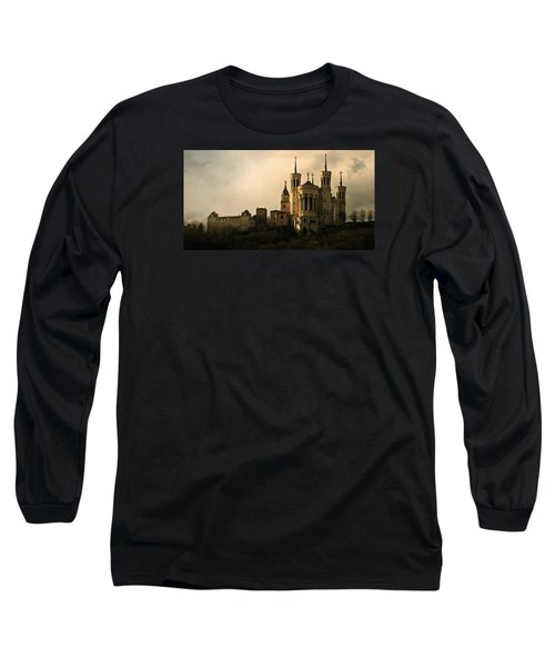 Long Sleeve T-Shirt featuring the photograph Basilica Of Our Lady Of Fourviere  by Katie Wing Vigil