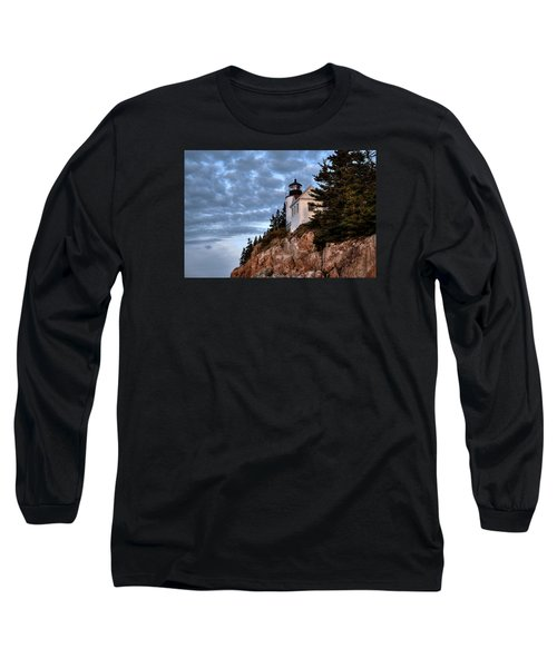 Bass Harbor Light No. 2 - Acadia - Maine Long Sleeve T-Shirt