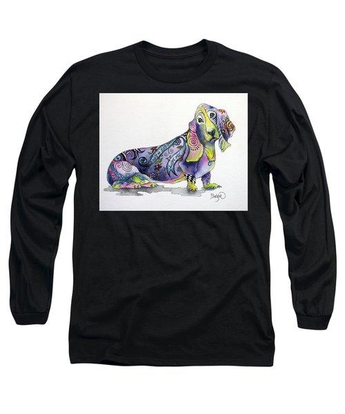 Basset Hound Horace Long Sleeve T-Shirt