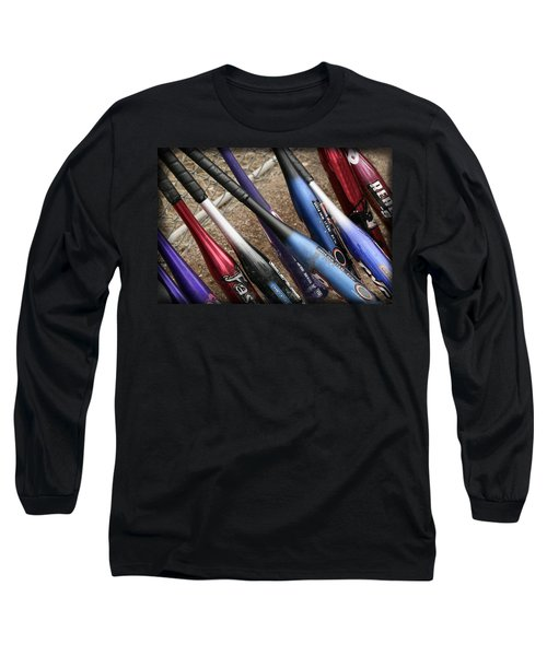 Bat Collection Long Sleeve T-Shirt by Kelley King
