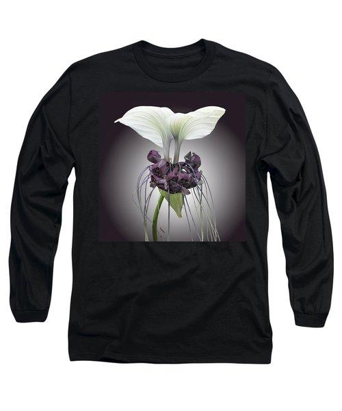 Bat Plant Long Sleeve T-Shirt