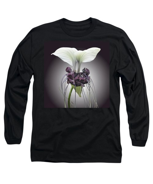 Bat Plant Long Sleeve T-Shirt