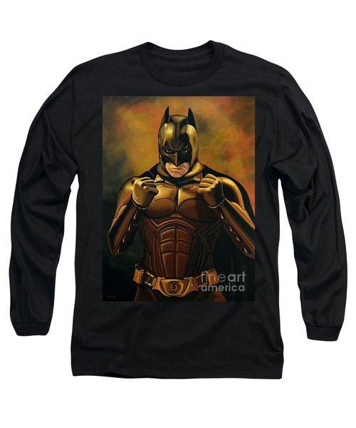 Batman The Dark Knight  Long Sleeve T-Shirt