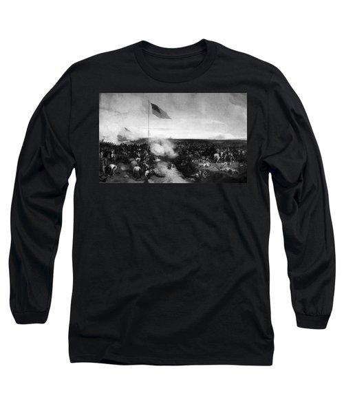 Battle Of New Orleans Long Sleeve T-Shirt