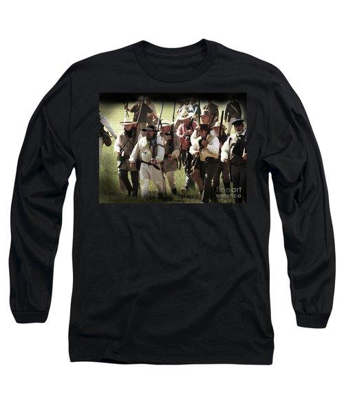 Battle Of San Jacinto Long Sleeve T-Shirt