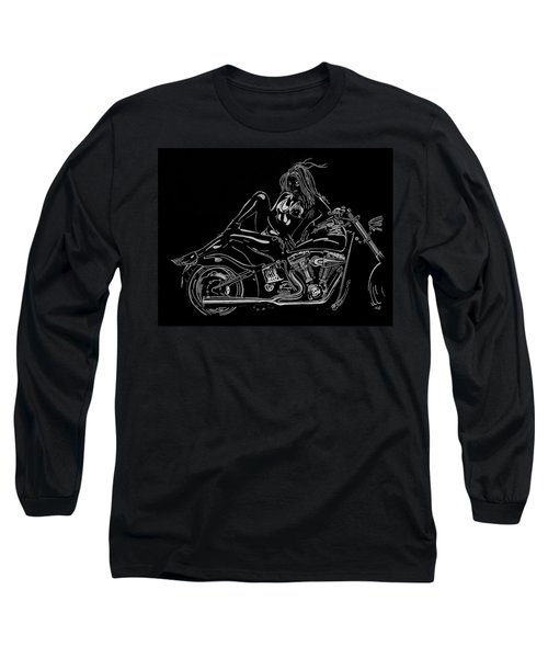 Bb Five Long Sleeve T-Shirt