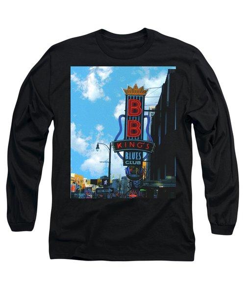 Bb Kings Long Sleeve T-Shirt