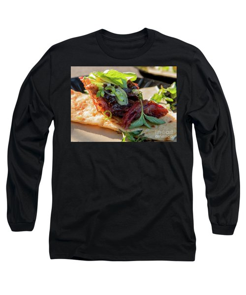 Bbq Beef 3 Long Sleeve T-Shirt