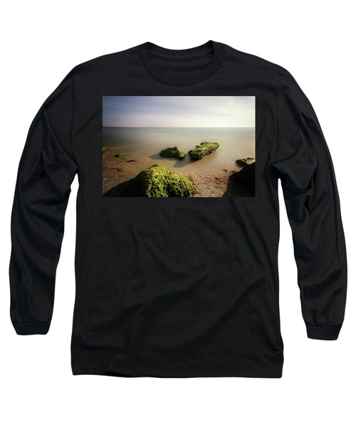Beach Long Sleeve T-Shirt by RC Pics