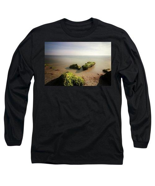 Beach Long Sleeve T-Shirt by RC Pics