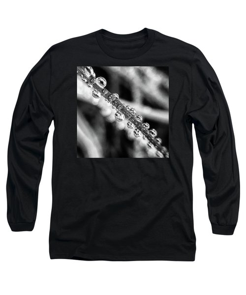 Beaded Chive Long Sleeve T-Shirt