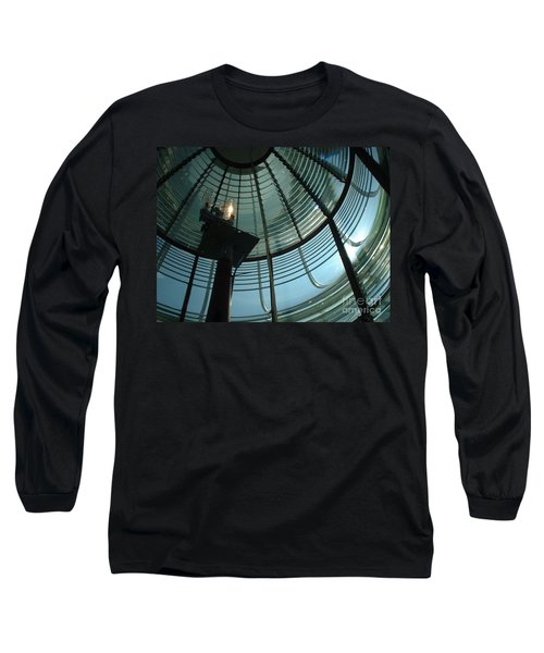 Long Sleeve T-Shirt featuring the photograph Beam Master by Mark Robbins