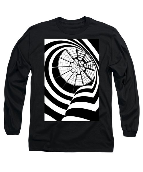 Beam Me Up  Long Sleeve T-Shirt by Az Jackson