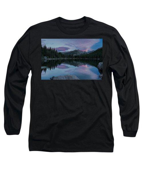 Bear Lake Sunset Long Sleeve T-Shirt