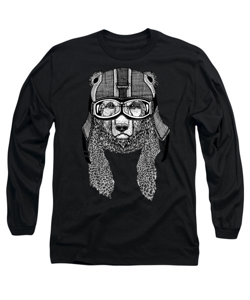 Bear Rider Long Sleeve T-Shirt