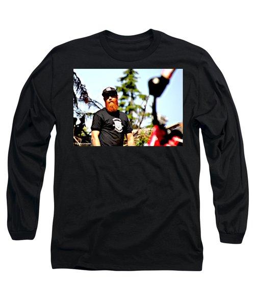 Bearclaw Fire Long Sleeve T-Shirt