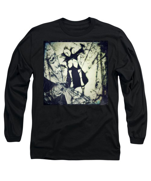 Beating Of Wings Long Sleeve T-Shirt
