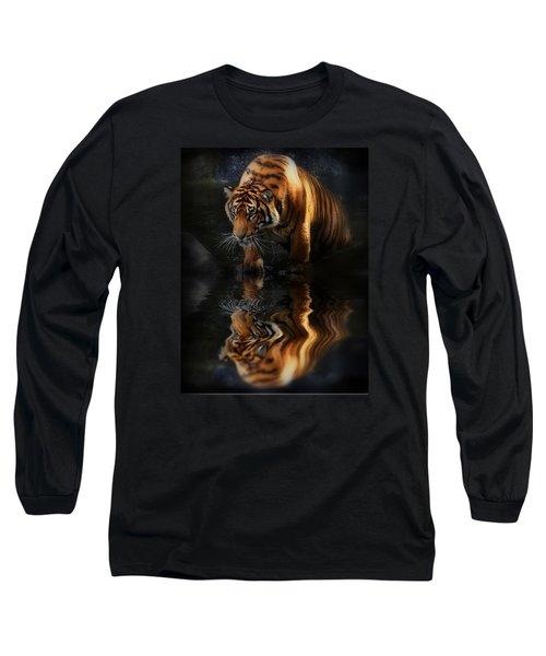 Beautiful Animal Long Sleeve T-Shirt by Kym Clarke