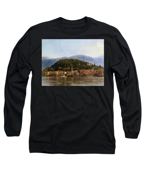 Beautiful Bellagio Long Sleeve T-Shirt by Jacqi Elmslie