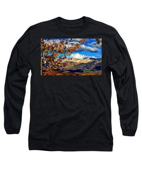 Beautiful Colorado Long Sleeve T-Shirt