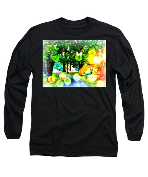 Beautiful Day For A Walk Long Sleeve T-Shirt