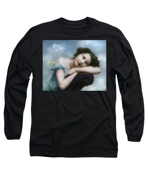 Beautiful Dreamer Long Sleeve T-Shirt by John Rivera