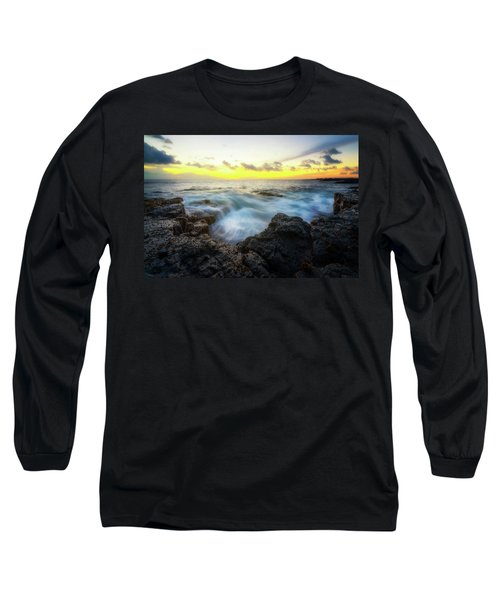 Long Sleeve T-Shirt featuring the photograph Beautiful Ending by Ryan Manuel