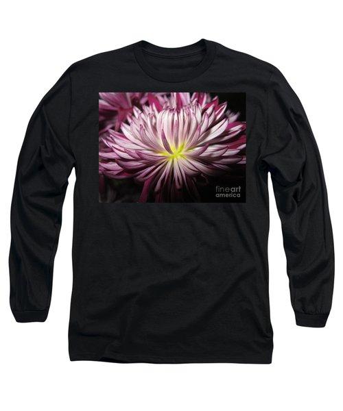 Beautiful Flower Long Sleeve T-Shirt