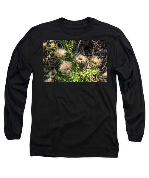 Long Sleeve T-Shirt featuring the photograph Beauty In Aging by Sue Smith