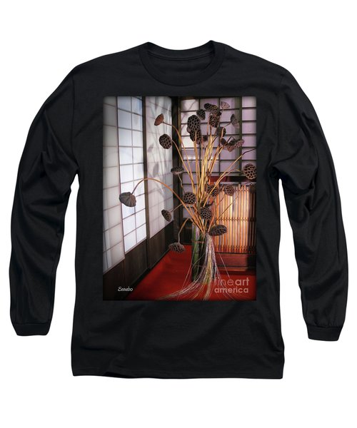 Beauty In Death Long Sleeve T-Shirt