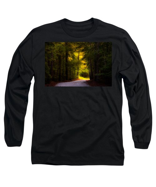 Beauty In The Forest Long Sleeve T-Shirt