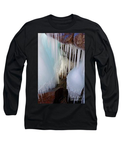 Beauty In The Ice Long Sleeve T-Shirt