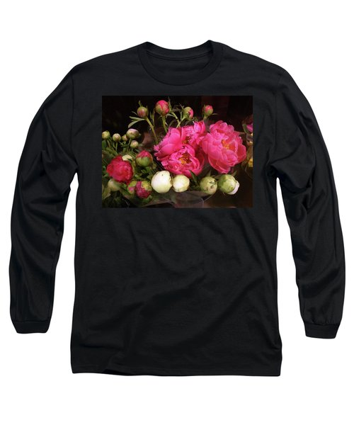 Beauty In The Whole Foods Flower Dept. Long Sleeve T-Shirt