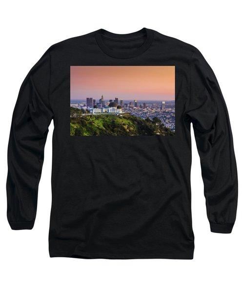 Beauty On The Hill Long Sleeve T-Shirt